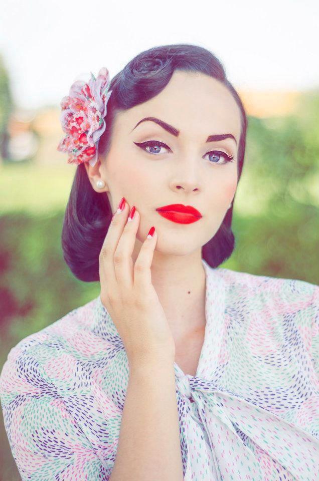 Famoso Come realizzare un Make up Vintage per il Summer Jamboree  NM89