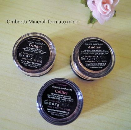 Ombretti Neve Cosmetics