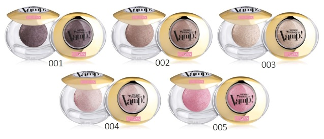 SOFT&WILD_VAMP_EYESHADOW_pupa Swatches