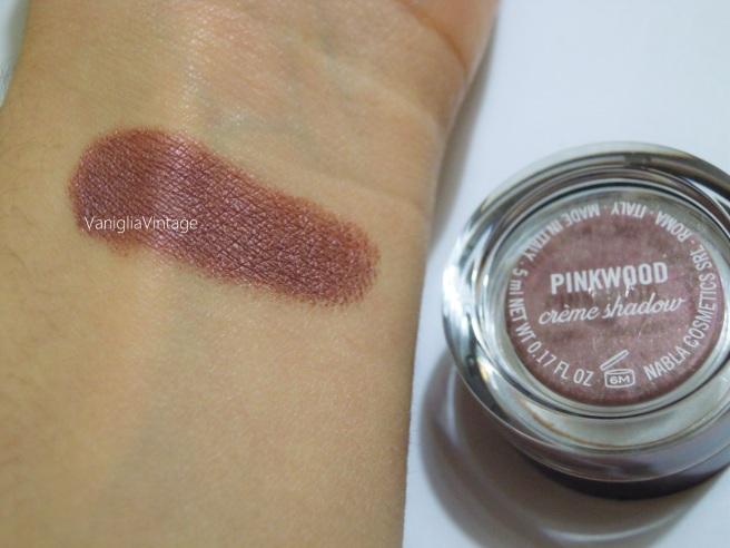 pinkwood nabla creme shadow