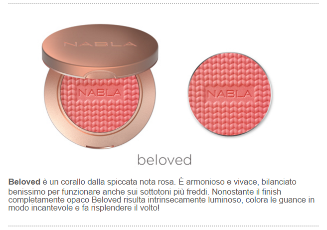 beloved nabla blush
