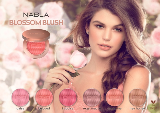 nabla blossom blush