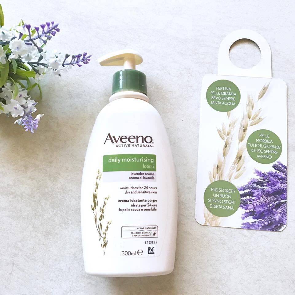 Crema copro idratante Aveeno