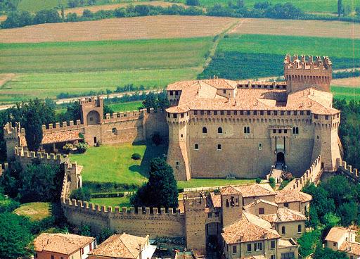 Weekend nelle Marche, castello di Gradara