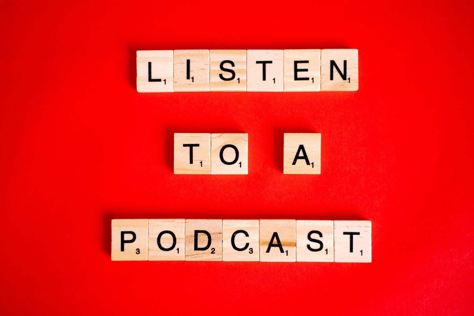 Dove ascoltare podcast